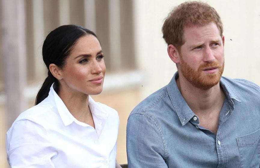 Отношения Меган Маркл и принца Гарри сильно изменились после ухода из королевской семьи