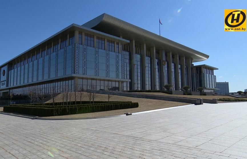 Александр Лукашенко отметил активное участие Федерации профсоюзов в жизни страны