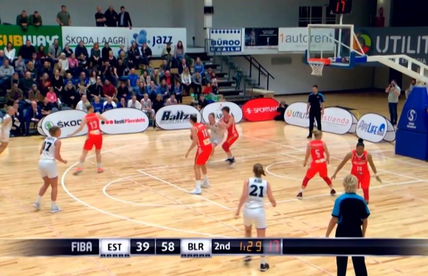 ЧЕ по баскетболу: белорусская команда встретится со сборной Польши