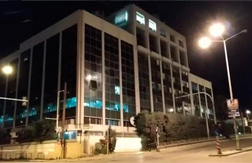 В Греции ищут причастных к взрыву у здания телеканала в Афинах
