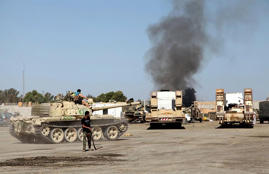 Число жертв боёв за Триполи возросло до 51 человека