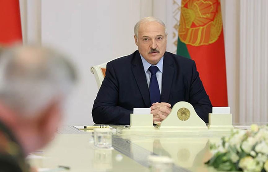 Лукашенко об уличных беспорядках: дайте нам навести порядок