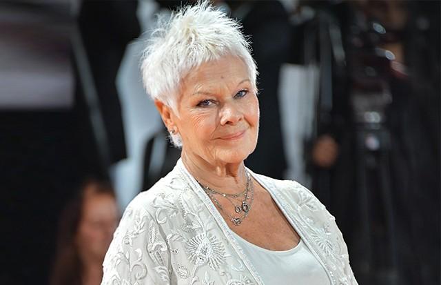 85-летняя Джуди Денч стала самым пожилым человеком на обложке журнала Vogue