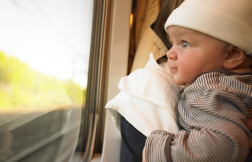 Ребёнок, родившийся в поезде, получил бесплатный проезд на 25 лет