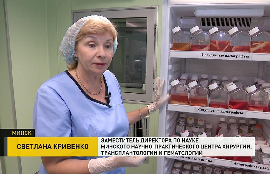 Банк стволовых клеток, ферма будущего: госпрограмма инновационного развития Беларуси дополнена новыми проектами