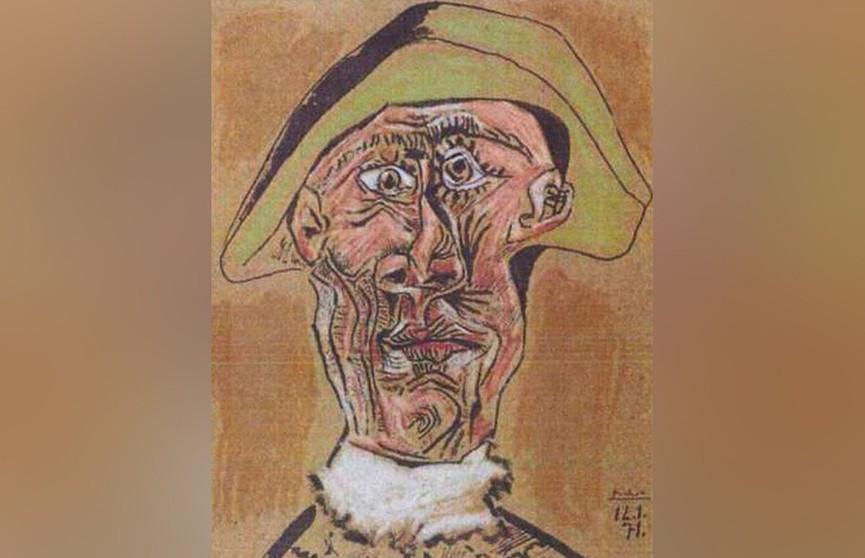 Похищенную работу Пикассо нашли в Румынии