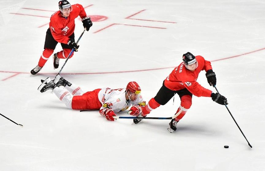 Сборная Беларуси по хоккею обыграла команду из Литвы
