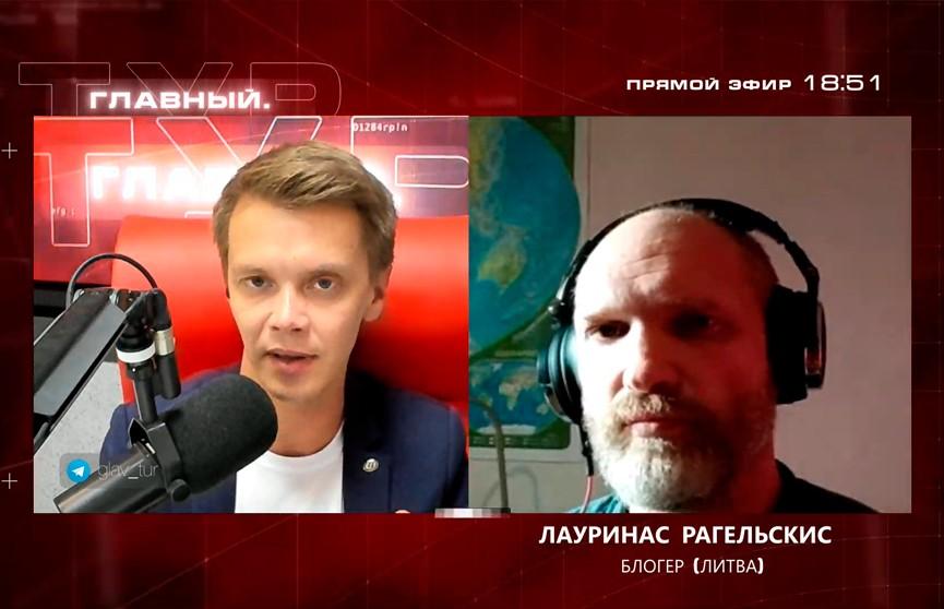 Блогер Лауринас Рагельскис об антиковидных ограничениях в Литве: Это показушная забота о нашем здоровье