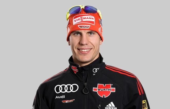 Арнд Пайффер выиграл индивидуальную гонку на чемпионате мира по биатлону в Эстерсунде