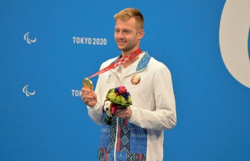 Игорь Бокий завоевал пятую золотую медаль Паралимпиады в Токио