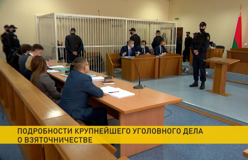 Дело Белгазпромбанка: текст обвинения Виктору Бабарико прокурор зачитывал 8 часов