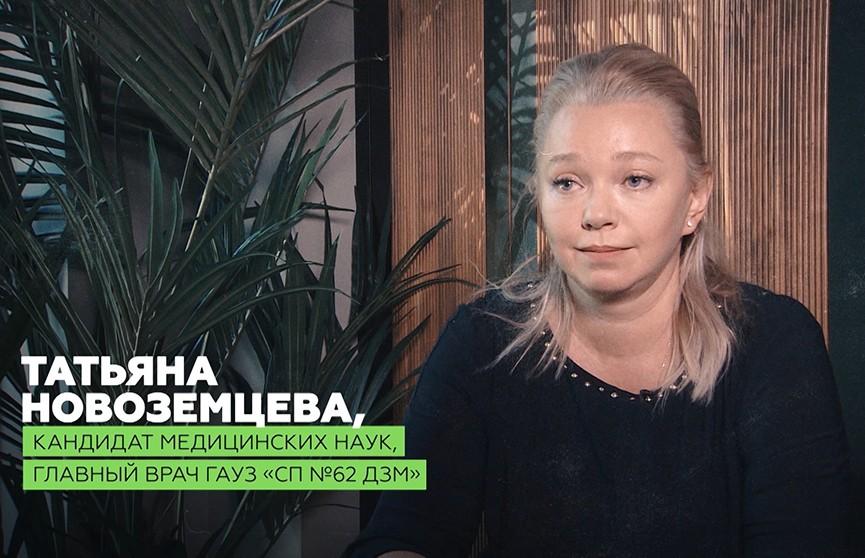 К белорусским медикам обратились их коллеги из России