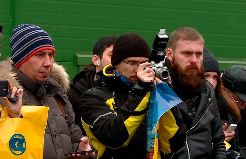 Российские журналисты посетили «Амкодор»