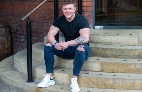Британец похудел из-за насмешек и стал бодибилдером