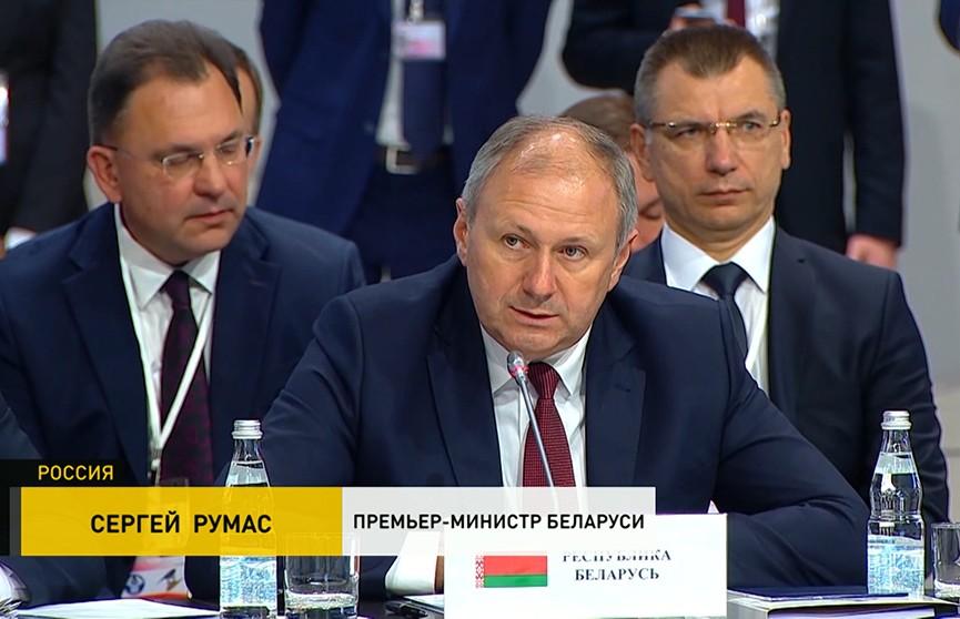 В Москве прошло заседание Евразийского межправительственного совета
