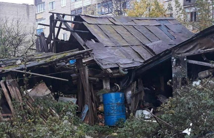В Полоцке мужчина убил знакомого и 8 лет хранил труп у себя в сарае