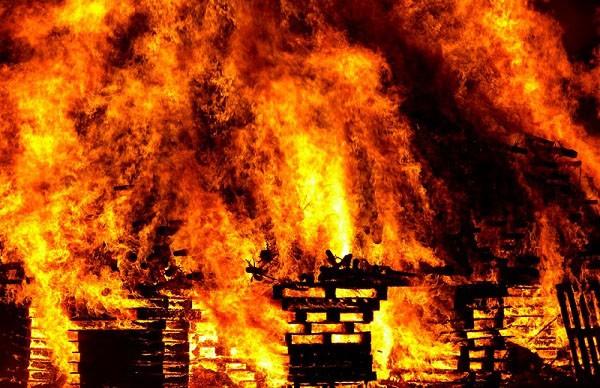 Погиб хозяин дома при пожаре в Лидском районе