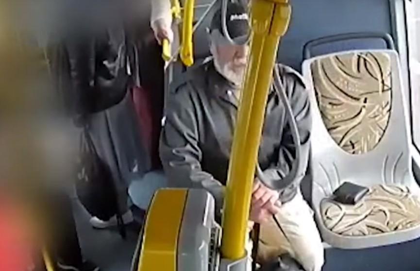 Мужчину «с внешностью Санта-Клауса» разыскивает милиция