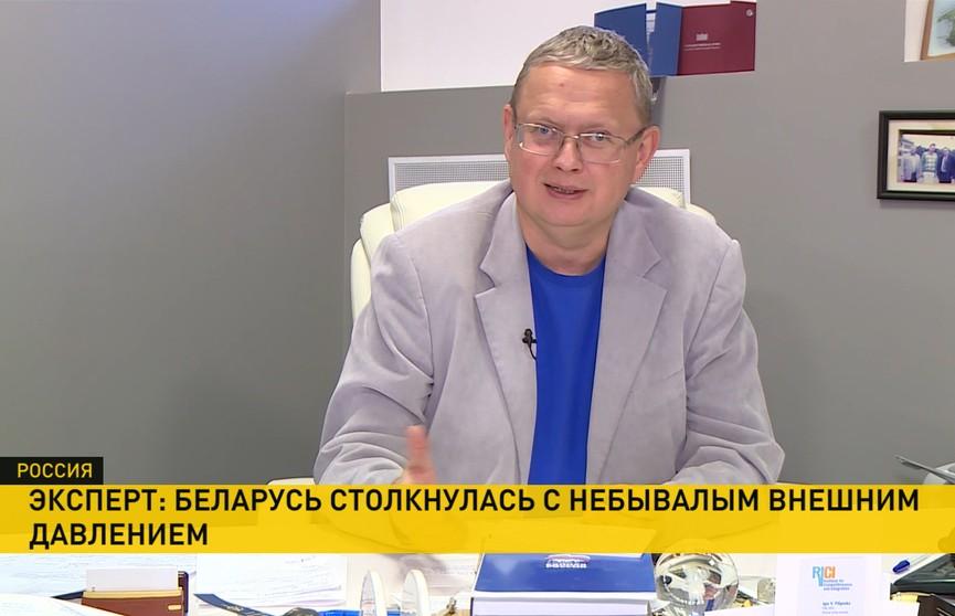 «Внешнее вмешательство есть». Эксперт о ситуации в Беларуси