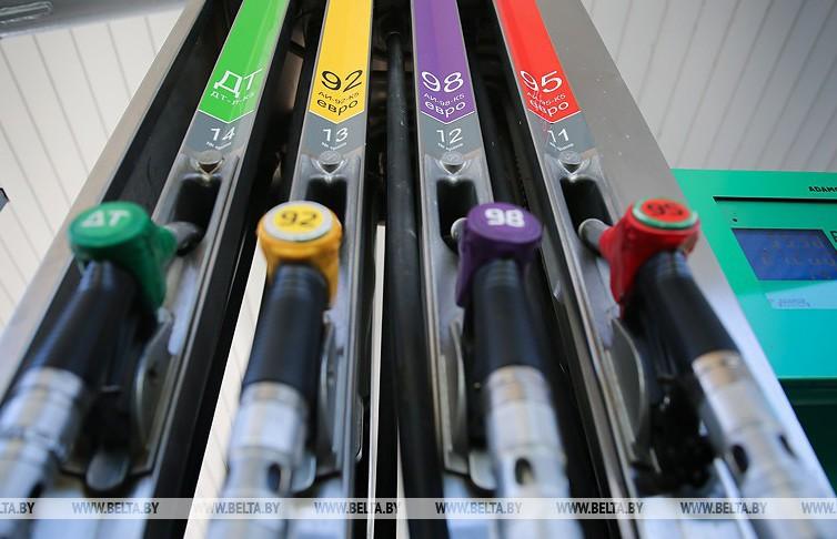 С 13 мая дорожает автомобильное топливо