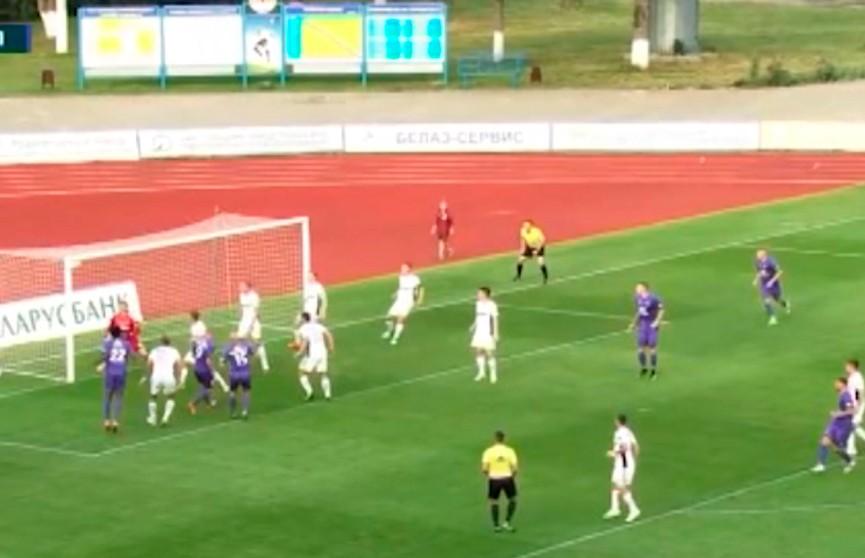 Чемпионат Беларуси по футболу: «Витебск» победил «Луч» и другие результаты