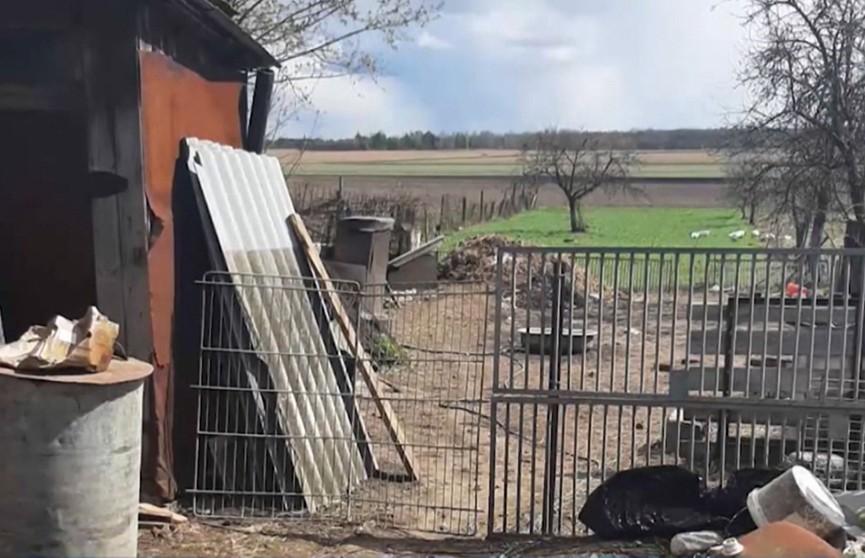 Незваный гость пришёл с просьбой о помощи и едва не убил хозяина дома строительным ножом