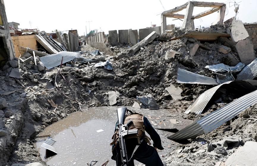 Мощный взрыв в Кабуле: 5 человек погибли, 50 пострадали