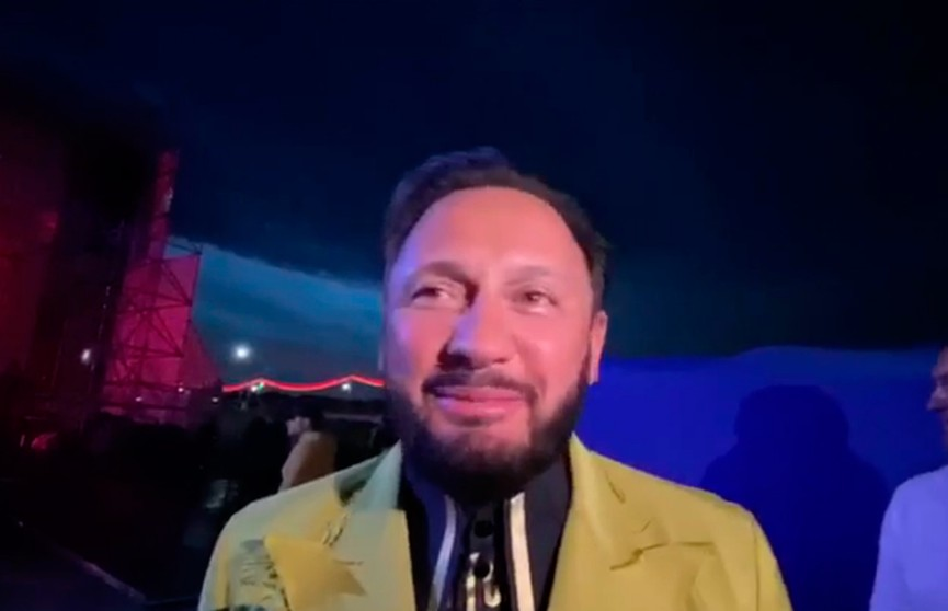 Стас Михайлов о фестивале «Александрия собирает друзей»: Мне очень нравится!