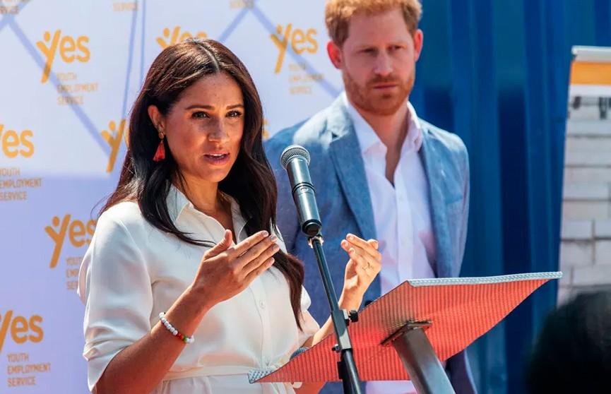 Королевская семья вновь указала Меган Маркл на ее место