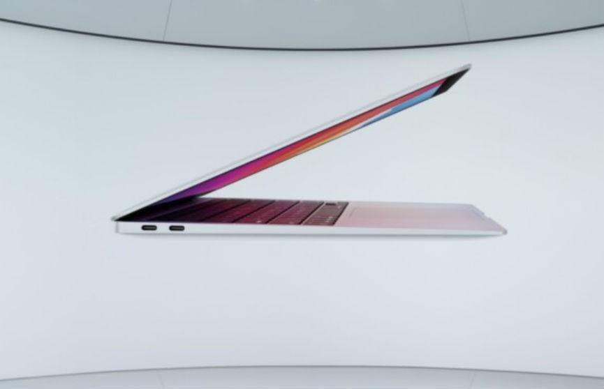 Apple представила MacBook на собственном процессоре