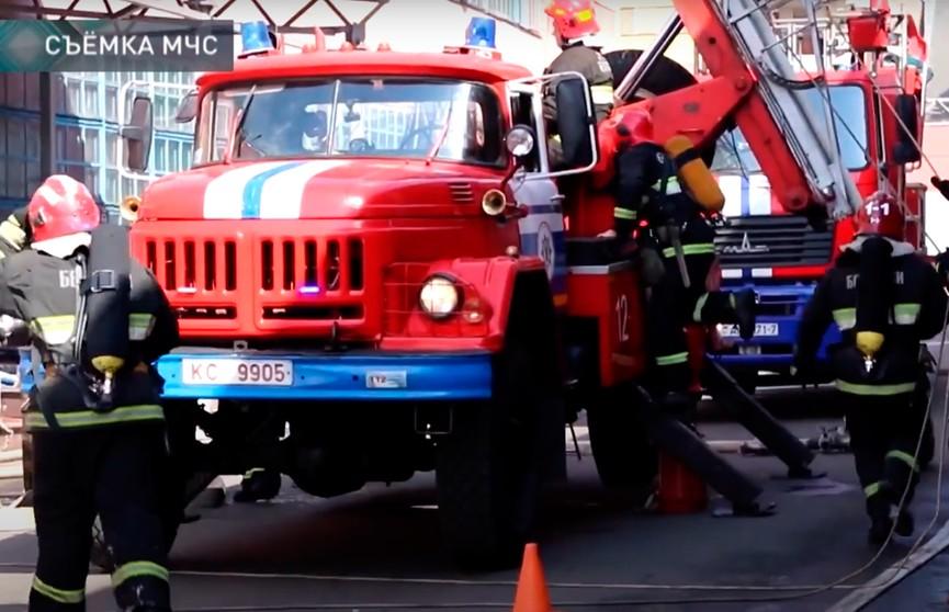 «Прожить одну жизнь – спасти тысячи»: белорусские спасатели готовятся встретить профессиональный праздник