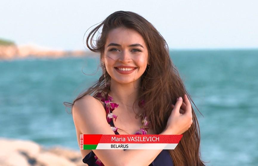 Белорусская красавица на конкурсе «Мисс мира» Мария Василевич: «Я ощущала вашу поддержку за тысячи километров!»