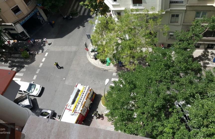 Бетонная плита обрушилась на рабочих, ремонтировавших отель Ritz в Мадриде