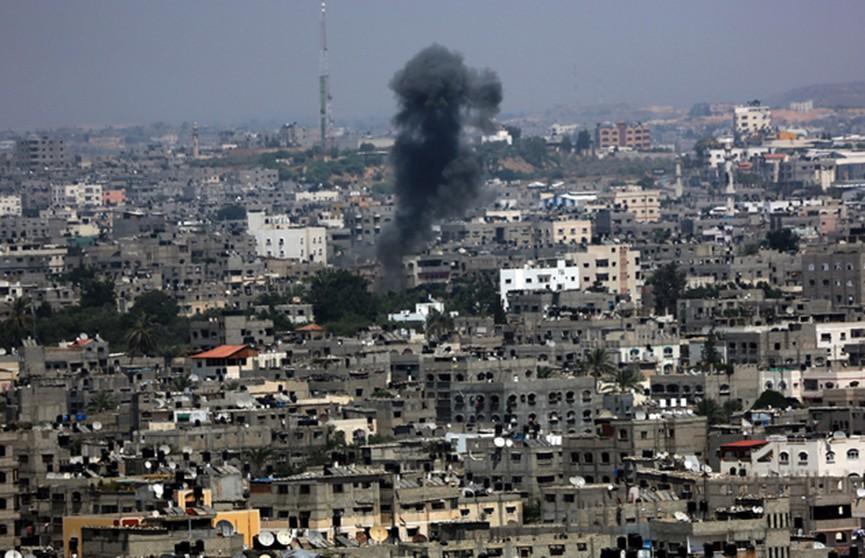 Израиль и Палестина обменялись ракетно-бомбовыми ударами: три человека ранены