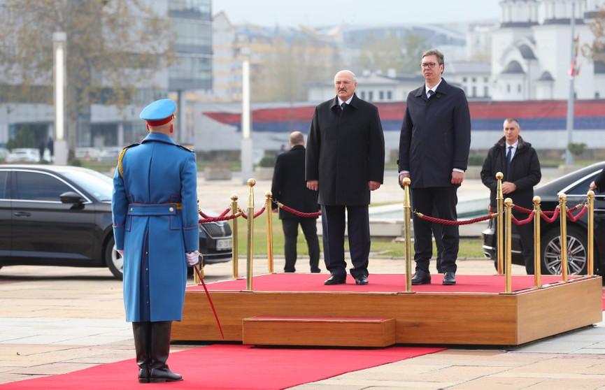 Беларусь поможет Сербии реформировать армию