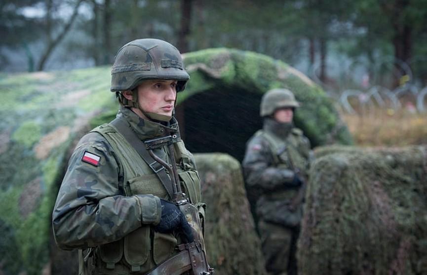 Белорусские военные проинспектировали армию Польши