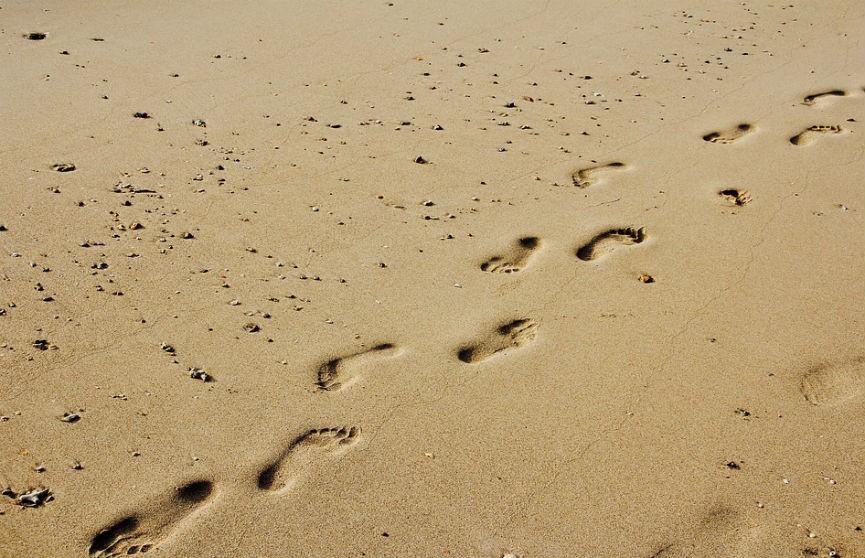 Американцы нашли зыбучие пески и стали проверять, не утонут ли (ВИДЕО)