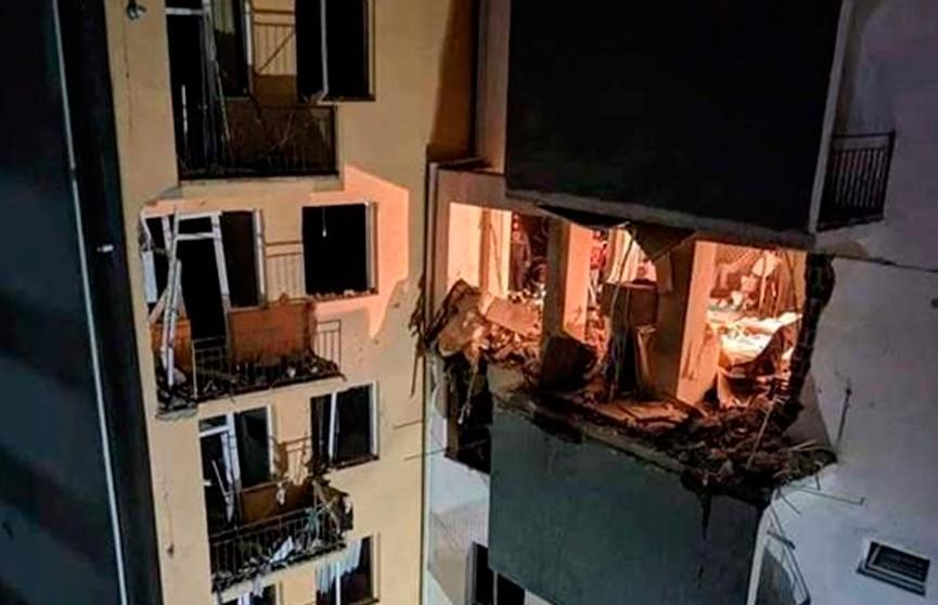 Траур по погибшим при взрыве газа в Тбилиси объявлен в Грузии