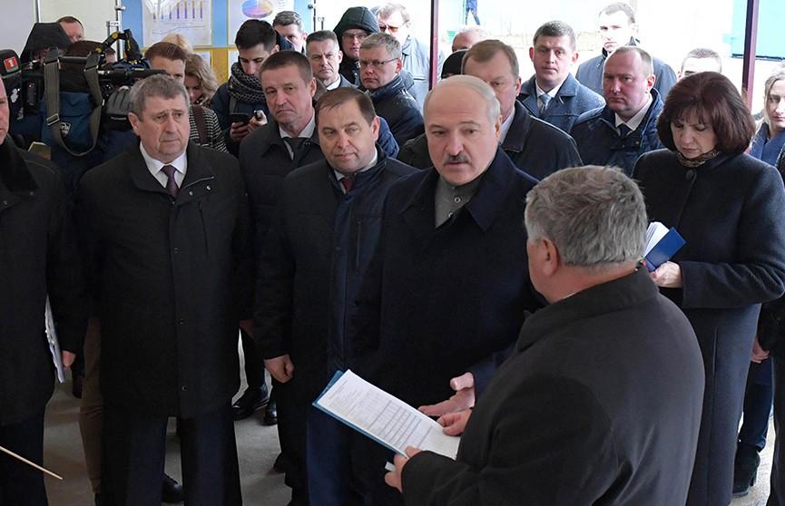 Жёсткие кадровые решения Лукашенко в Могилёвской области. Что стало последней каплей и кто лишился должностей?