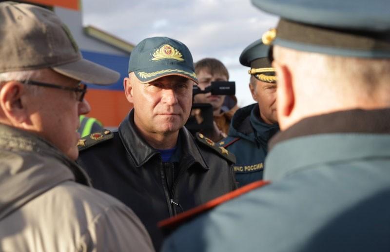 Глава МЧС России погиб, пытаясь спасти человека