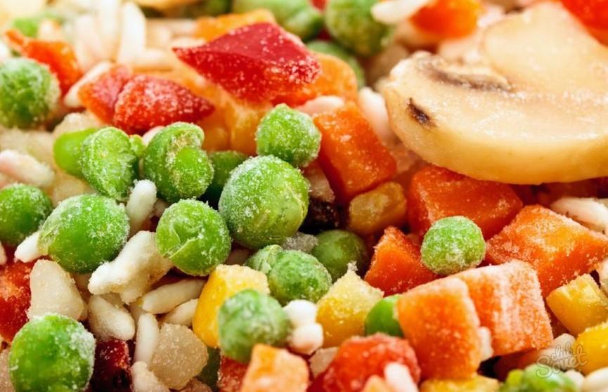 Что полезнее: свежие или замороженные фрукты и овощи?