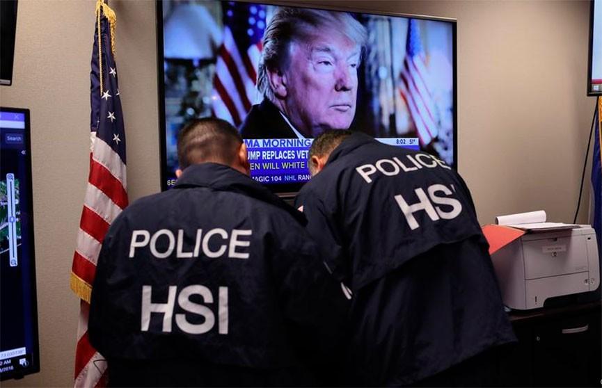Трамп направил федеральных агентов для борьбы с насилием в городах