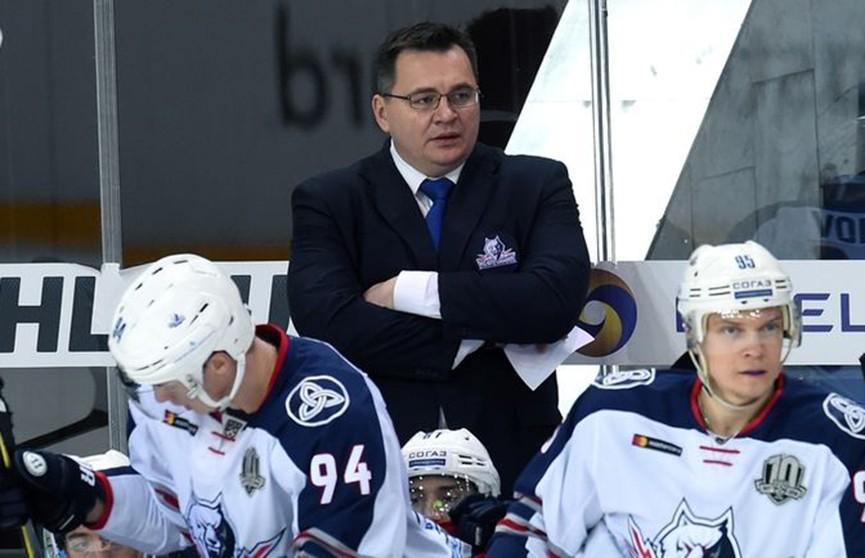 Главного тренера «Нефтехимика» отстранили от должности