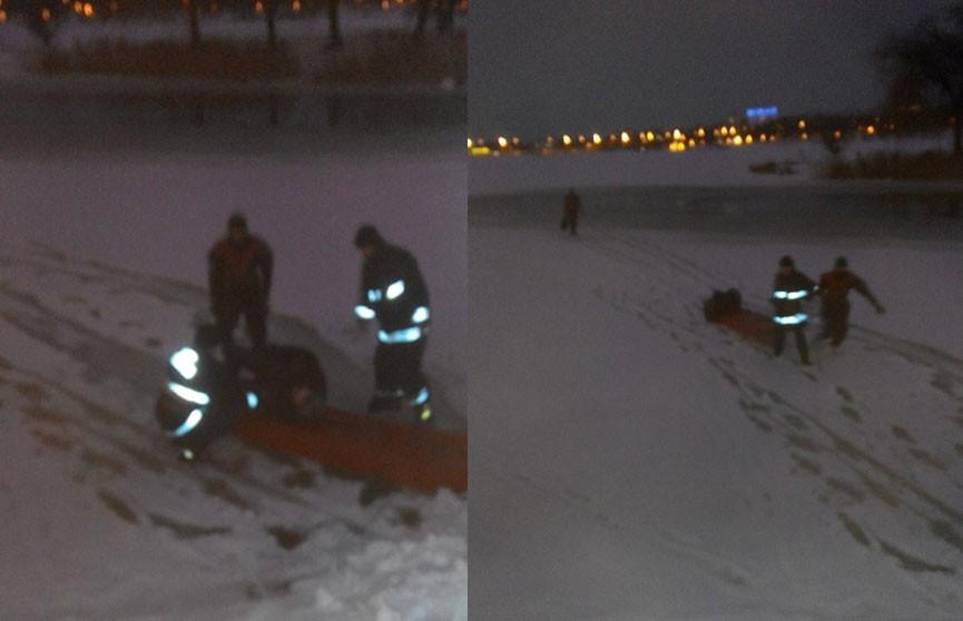 Мужчина решил сократить путь через Чижовское водохранилище – и провалился под лёд
