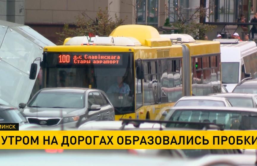 Штормовое предупреждение из-за сильных дождей объявлено в Беларуси