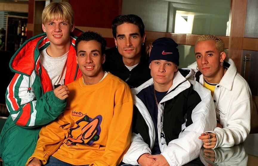 Backstreet Boys перепели свой хит спустя 20 лет (ВИДЕО)