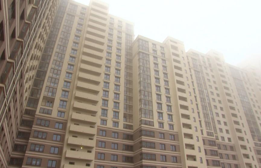 Более 19 тысяч квартир построено в Беларуси за полгода
