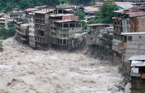 Ливни в Боливии и Перу наводнению, оползням и жертвам