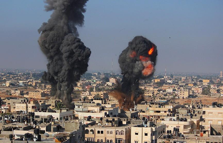 Израиль и сектор Газа продолжают обмениваться ударами: погибли четыре человека