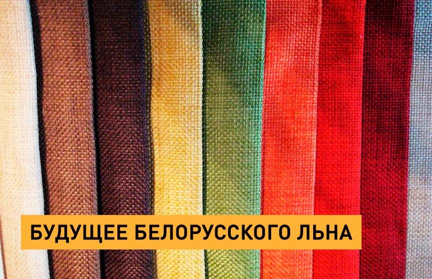 Белорусский лён уже завоевал мир. Что дальше?